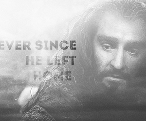 hobbit, lord of the rings, and LOTR image