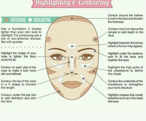 tutorial, contouring, and loveit image