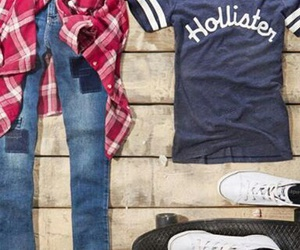 autumn, fall, and hollister image