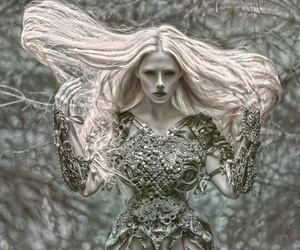 fantasy, pale, and girl image