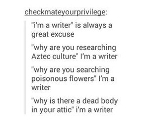 author, goals, and tumblr image