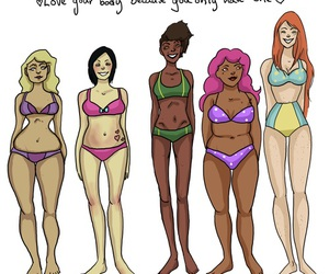 body, fat, and inspiration image