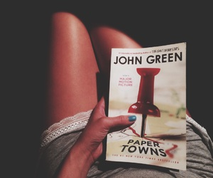 beautiful, book, and green image