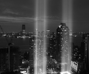 new york, light, and 9 11 image
