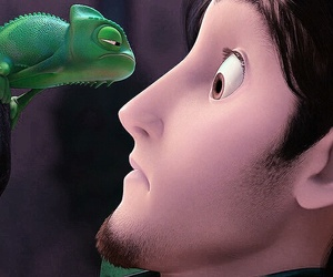 chameleon, disney, and cute image