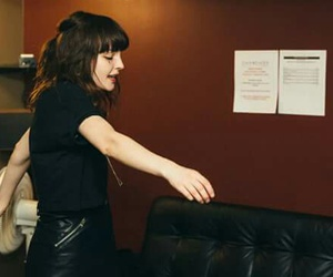 concert, gorgeous, and lauren mayberry image