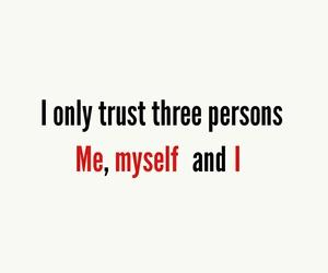 i, me, and myself image