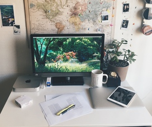 study, room, and college image