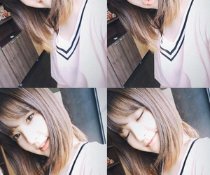 asian girl, laboum, and yulhee image