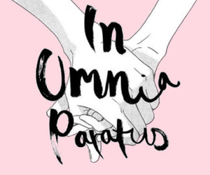 gilmore girls, holding hands, and pink image