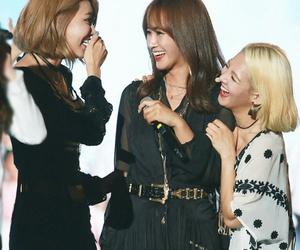yuri, sooyoung, and hyoyeon image