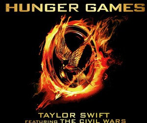 Taylor Swift and hunger games image