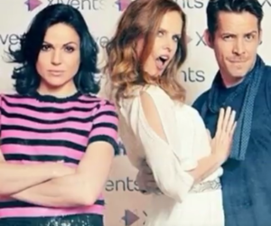 funny, lana, and once upon a time image