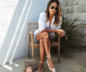 bags, girls, and style image