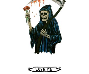 blood, deaht, and love image
