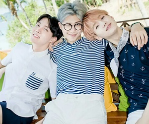 bts, suga, and jhope image