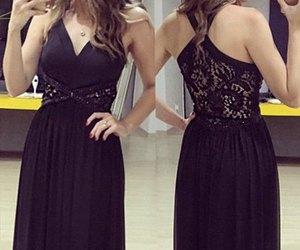 dress, shopping, and fashion image