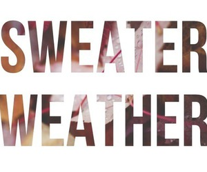 sweater, sweater weather, and autumn image