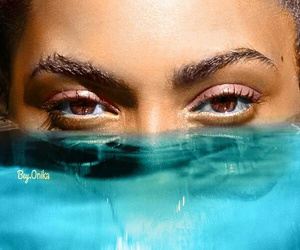 beyoncé, queen bey, and eyes image