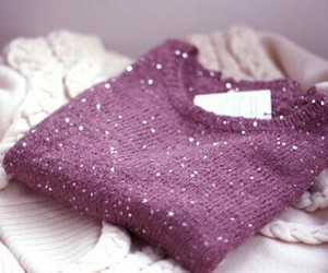 clothes, purple, and fashion image