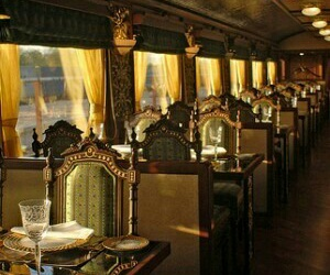 glamour, luxury, and orient express image