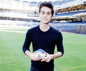 dylan o'brien, teen wolf, and mets image