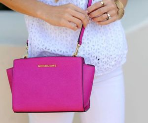 fashion, Michael Kors, and bags image