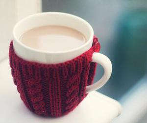 coffee, cozy, and fall image