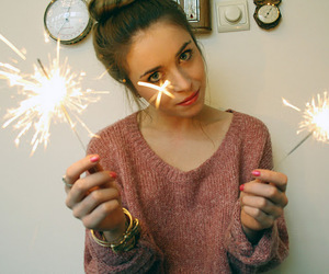 blog, fashion, and firework image
