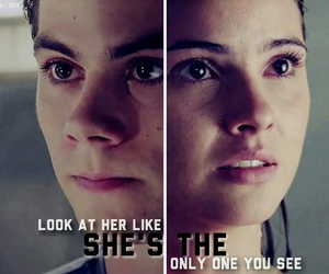 love quotes, teen wolf, and shelley hennig image