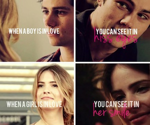 teen wolf and stalia image