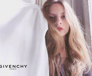 amanda, blonde, and Givenchy image