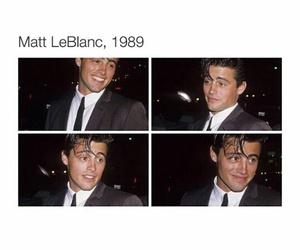 1989, Matt LeBlanc, and Joey image