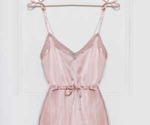 pink, lingerie, and style image