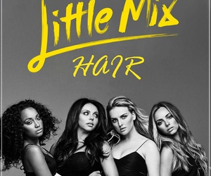 hair and little mix image