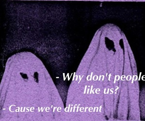 ghost, different, and people image