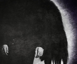 dark, Devil, and Harry Styles image