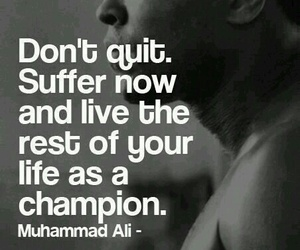be strong, motivation, and champion image