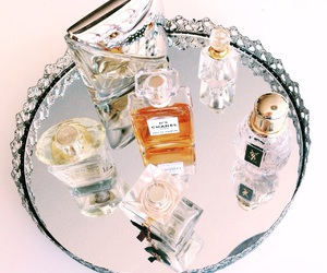 chanel, guess, and perfume image