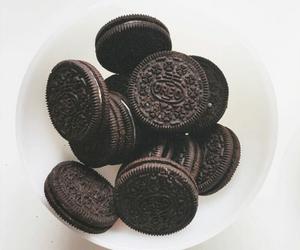 oreo, food, and Cookies image
