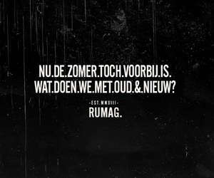 quote and rumag. image