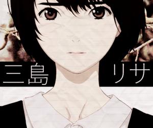 zankyou no terror, anime, and lisa image