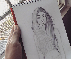 draw and kylie jenner image