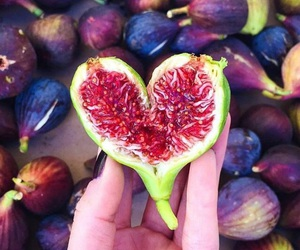 fig, food, and healthy image