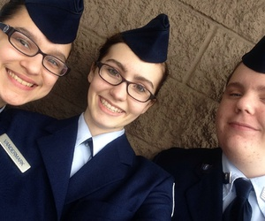 bff, rotc, and cadet image