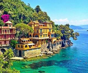 italia, italy, and portofino image