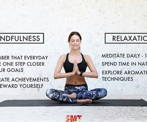 benefit, meditation, and fitness image