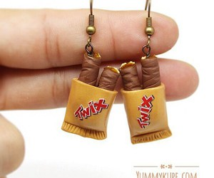 chocolate and Twix image
