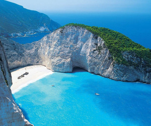 ice cream, picture, and zakynthos image