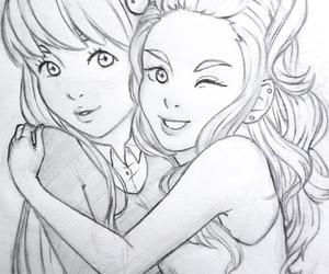 fanart, junghee, and jongyu image